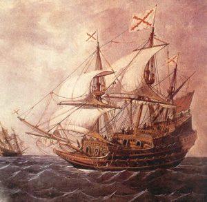 figura 4 galeon SF