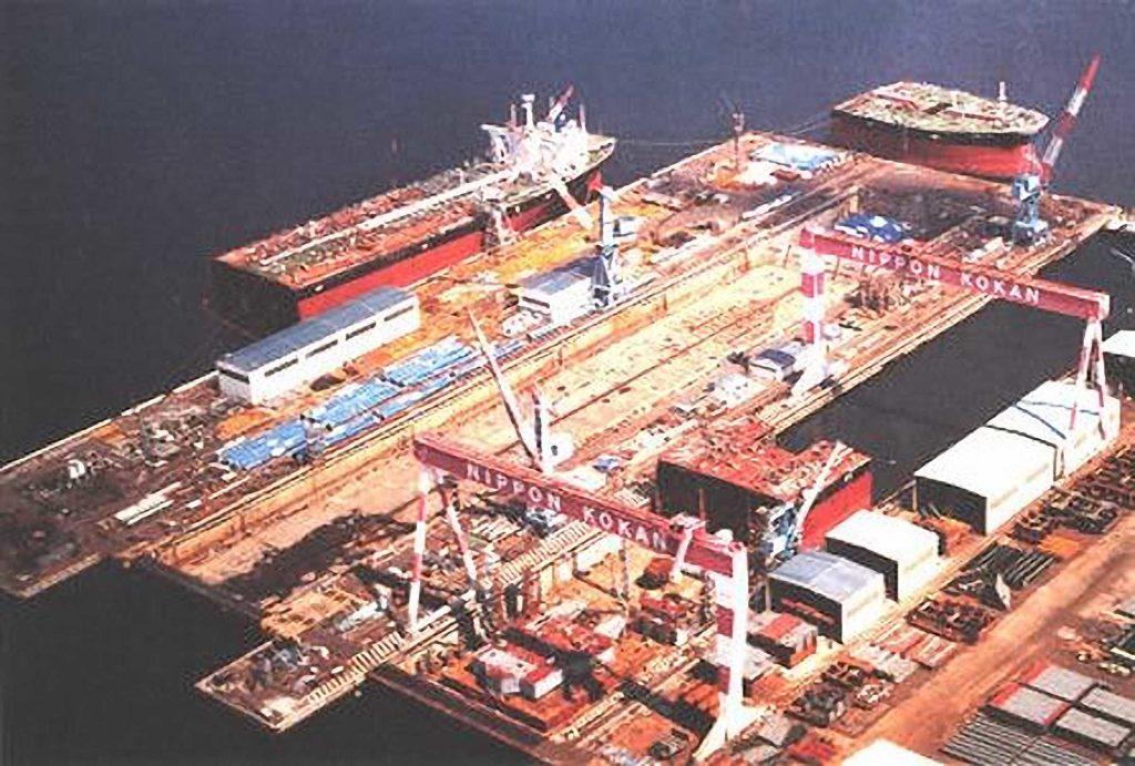 Figura 4 astillero japones dos partes
