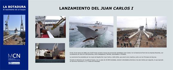 Figura 17. Panel BPE Juan Carlos I