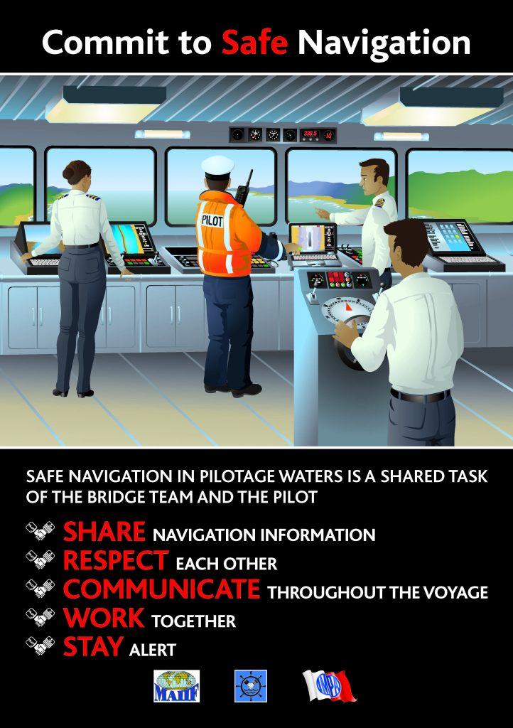 Figura 3: Seguridad en el practicaje (Fuente: IMPA)