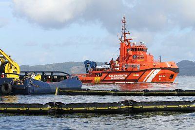 Figura 7: Remolcador María Pita (Fuente: Salvamento Marítimo)