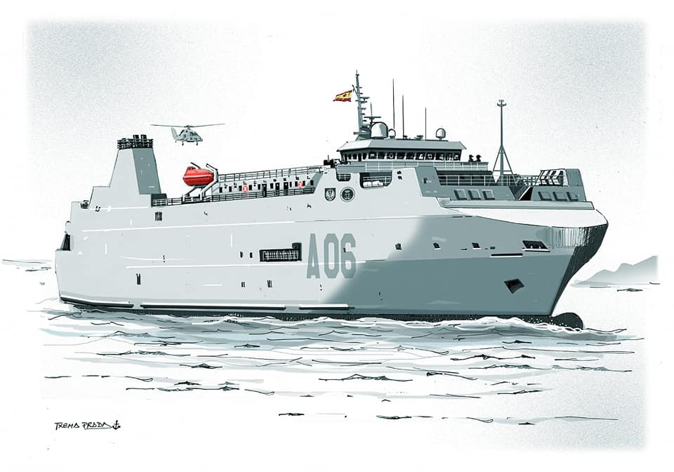 "Figura 14: Lienzo del ""Ysabel"" (Fuente: Txema Prada para Foro Naval)"